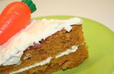 Carrot Cake / gâteau à la carotte