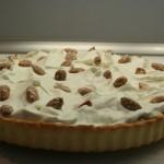 Parsemez d'amandes votre Banoffee Pie