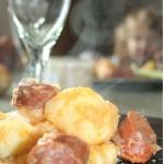 ragoût chorizo et pommes de terre