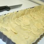 Puzzle de fond de tarte
