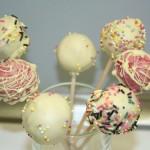 Bouquet de cake pops
