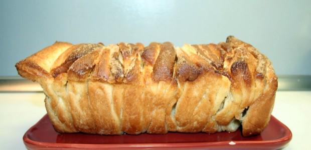 Pull apart bread, la brioche à effeuiller…