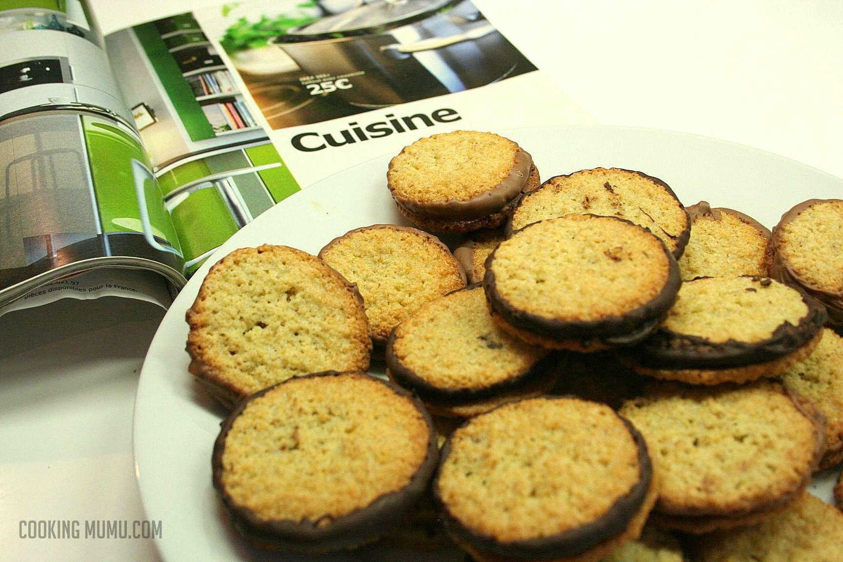Havreflarn Ou Le Biscuit à Lavoine Comme à Ikéa Cooking Mumu