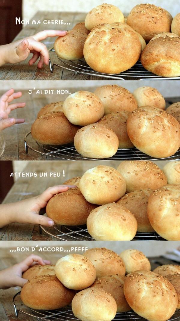 Voleuse de pain