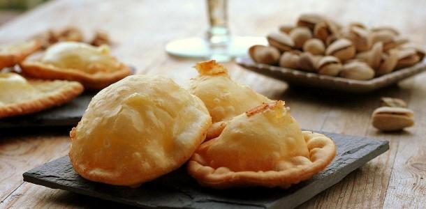 Raviolis frits au Cantal