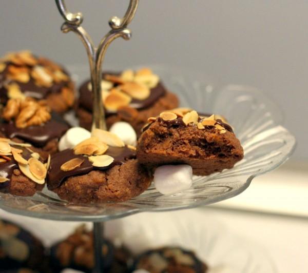 Biscuit afghan