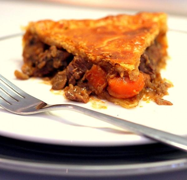 Meat Pie - tourte à la viande