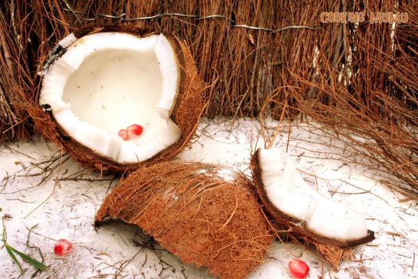 Riz au lait de coco Koh Lanta