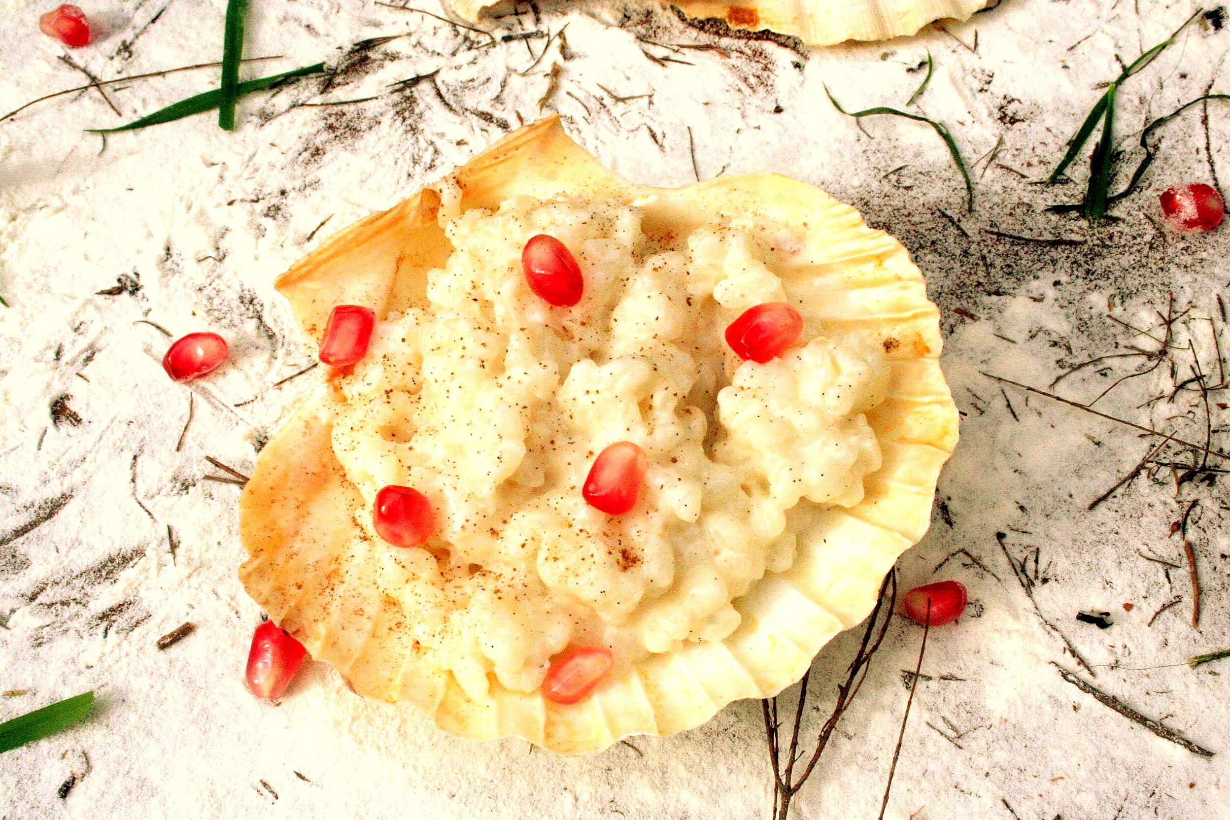Riz au lait de cokoh lanta et il n 39 en restera qu 39 un cooking mumu - Riz lait de coco ...