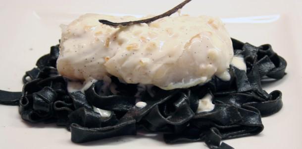 Cabillaud la vanille cooking mumu - Cuisiner la seiche fraiche ...