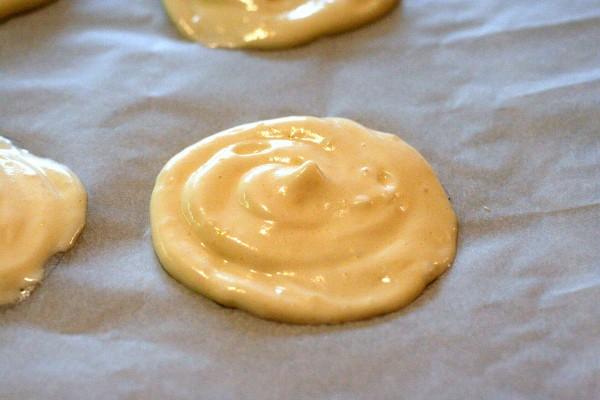 Biscuit cuillère pour charlotte au chocolat