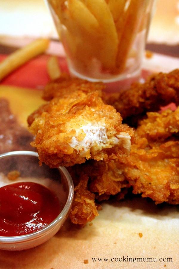 KFC maison