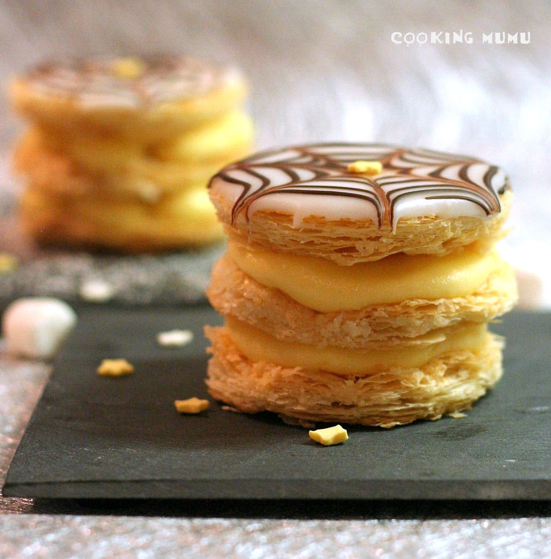 Fabuleux C.A.P. Pâtisserie : la pâte feuilletée - Cooking Mumu EA04