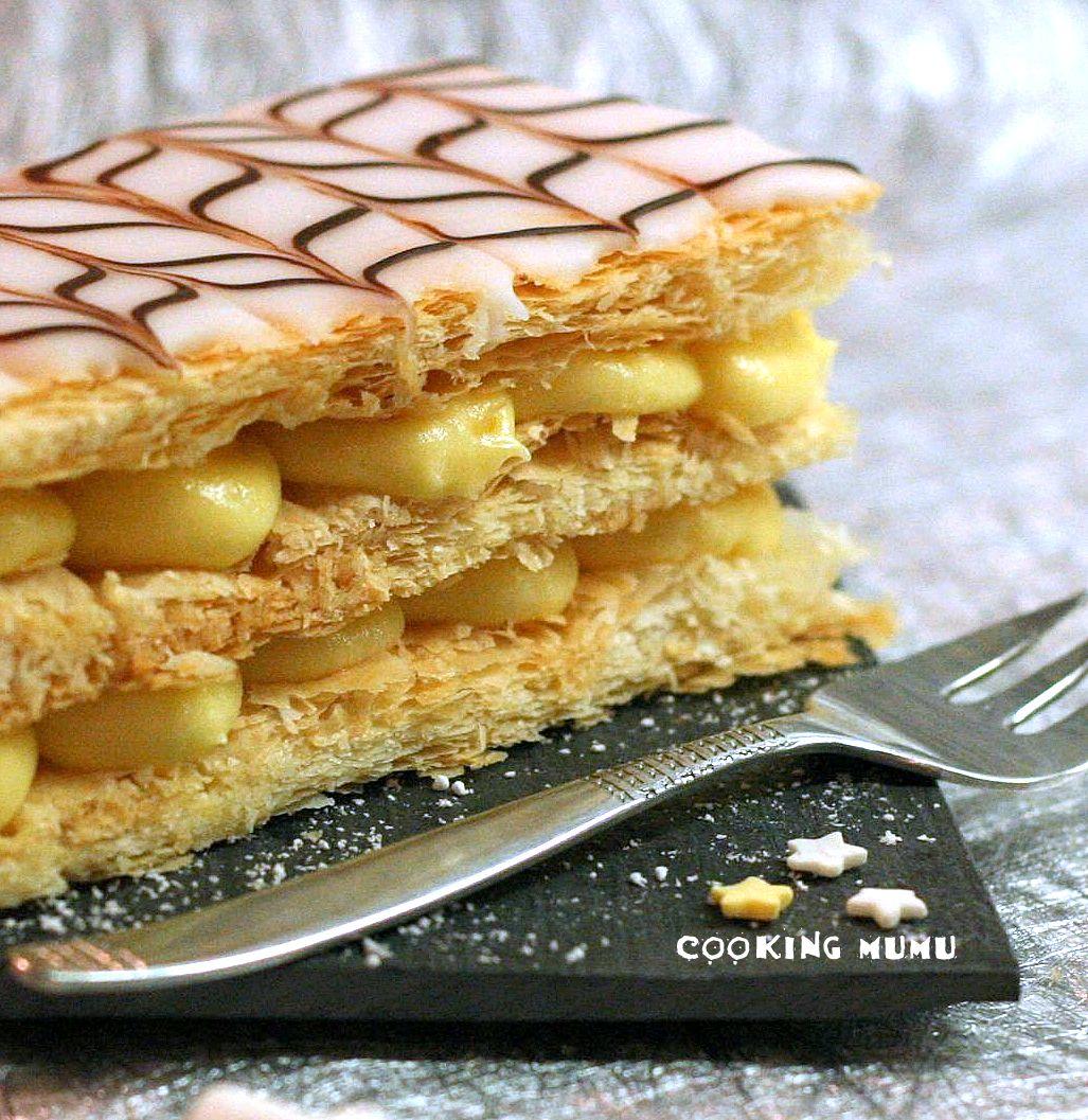 Fabulous C.A.P. Pâtisserie : la pâte feuilletée - Cooking Mumu VY81