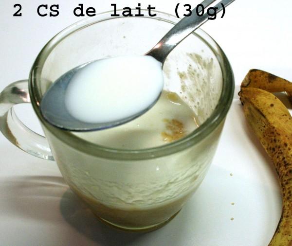 4 Le lait