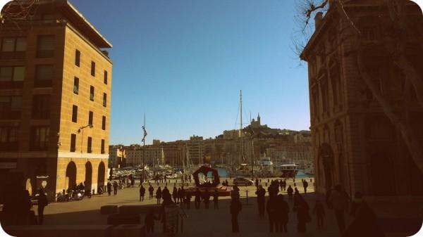 Le vieux port (2)