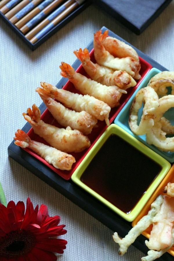 Quelques tempura