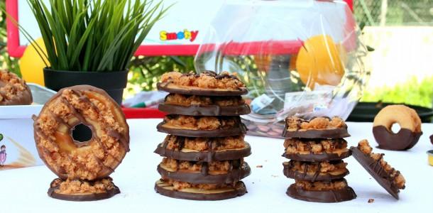 Homemade Girl Scout Cookies: Samoa ou Caramel Delites