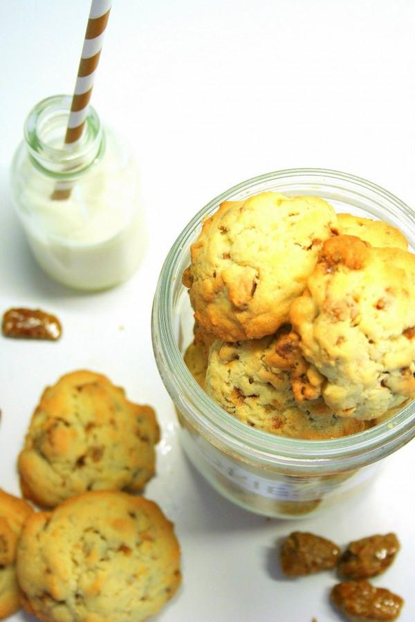 Cookies pralines