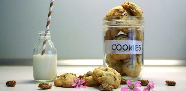Les cookies aux pralines
