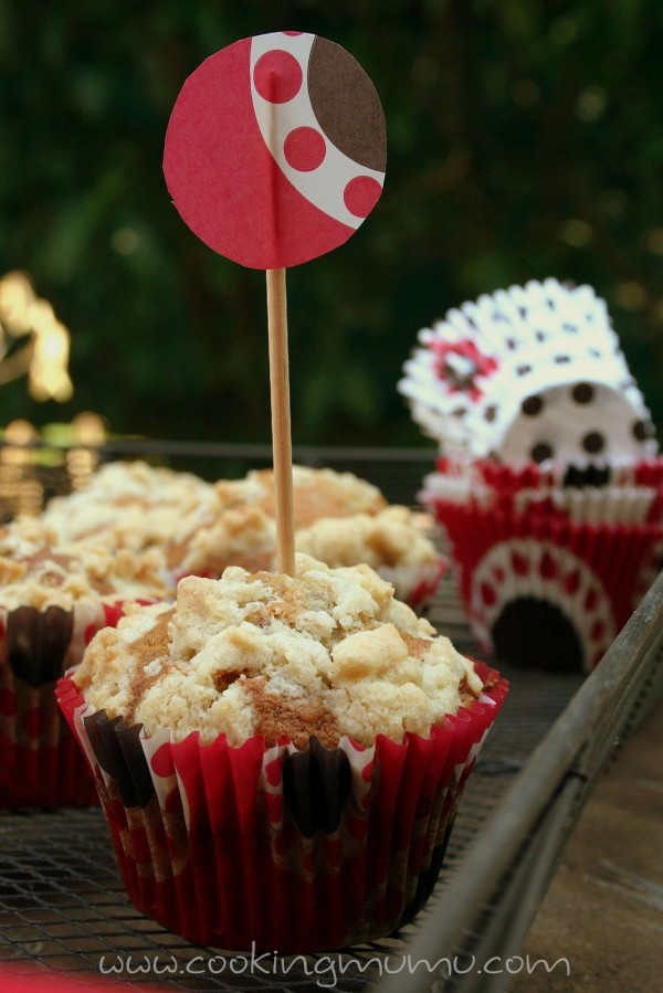 Muffin en caissette