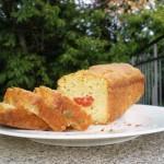 cake tomates-blanc de dinde-olives-gruyère
