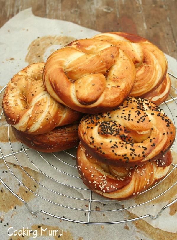Divers pretzels