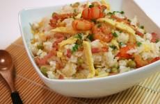 Le riz cantonais