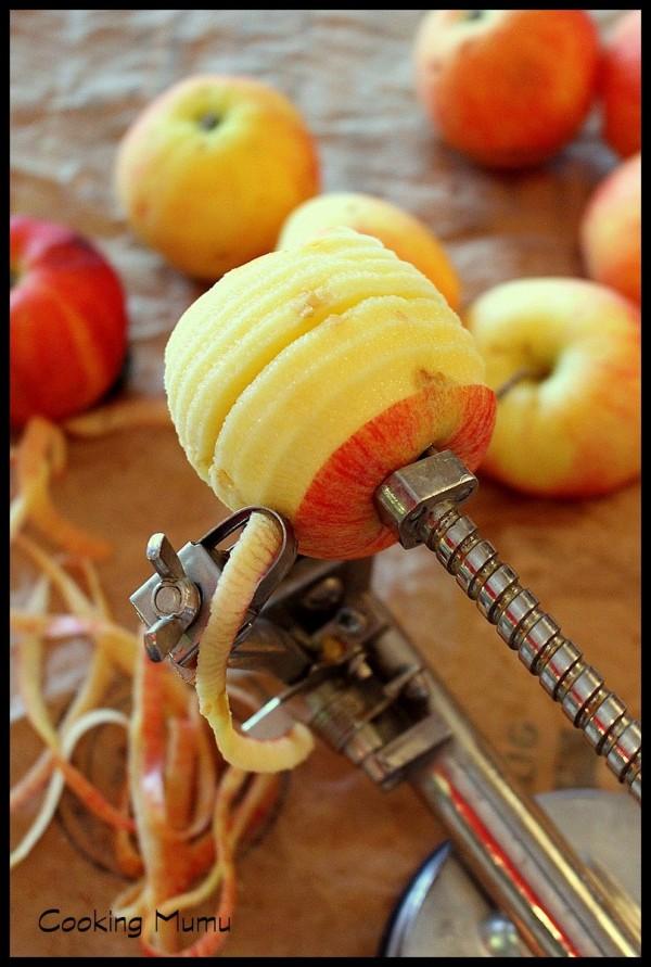 Pèle pomme