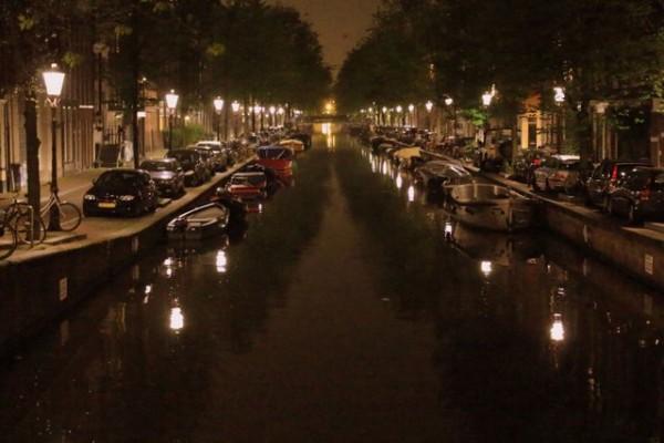 Canaux amsterdam