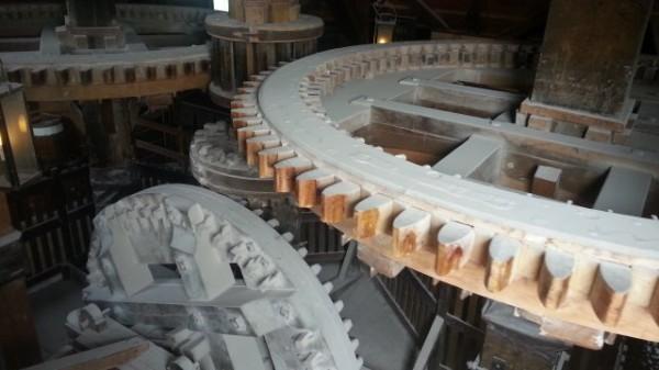 Mécanismes moulin