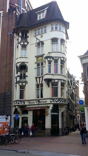 Maison dans Amsterdam