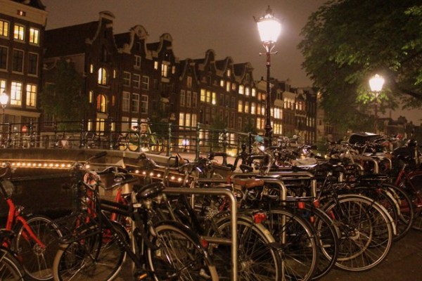 Vélos de nuit