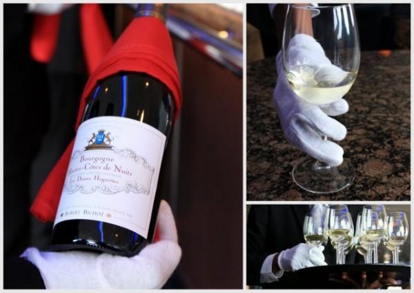 Initiation au vin