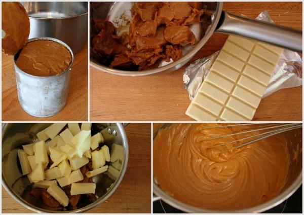 Recette fondant caramel