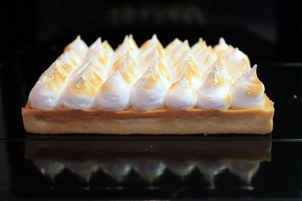 Déco tarte au citron
