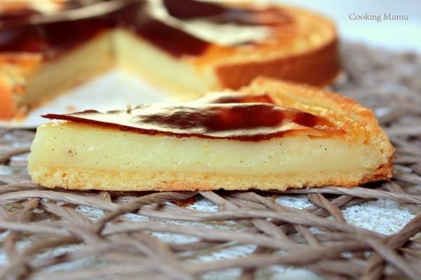 Part de tarte au flan