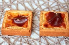 Petites tartes au flan