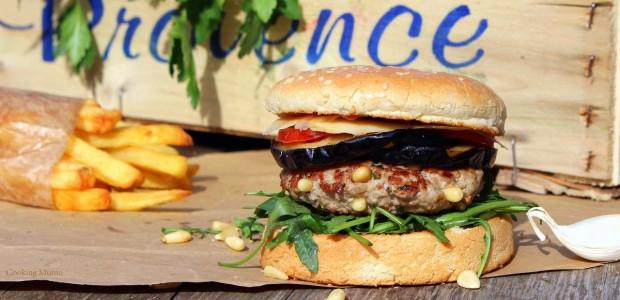 Un burger en Provence…