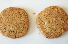 Biscuits noisettes et huile de noisette