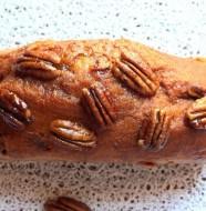 Cake pecan érable