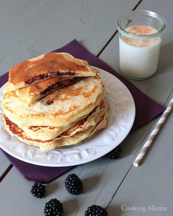 Pancakes nutella (3)