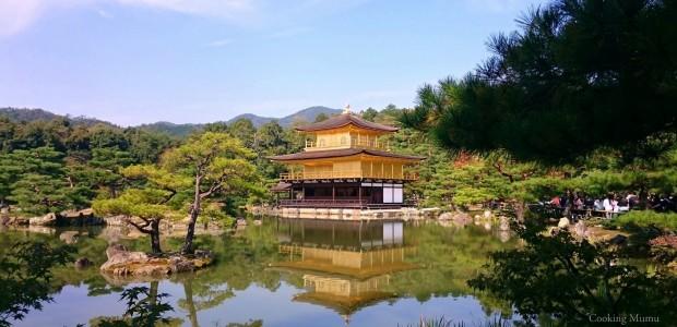 Mon voyage au Japon…