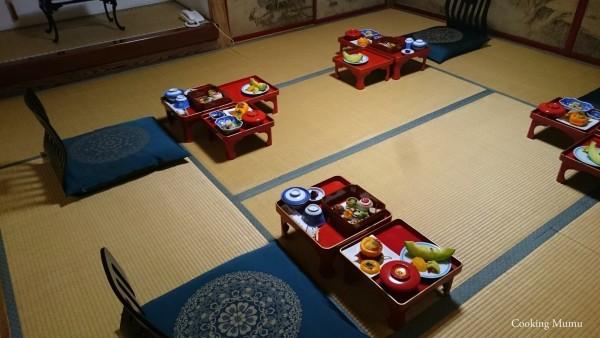 Repas à Koyasan