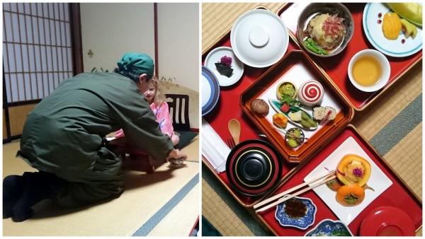 Repas Koya san Ichijoin
