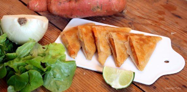 Brick patate douce