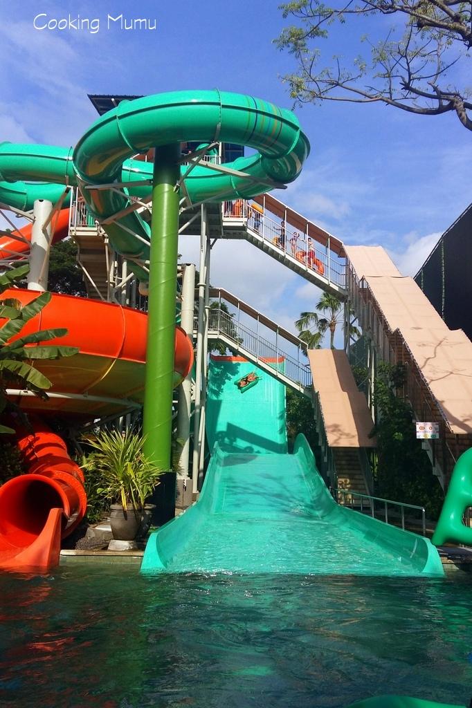 parc aquatique bali